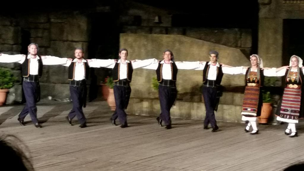 Dora Stratou Dance Society - Traditional Greek Dance Performance in Athens Greece