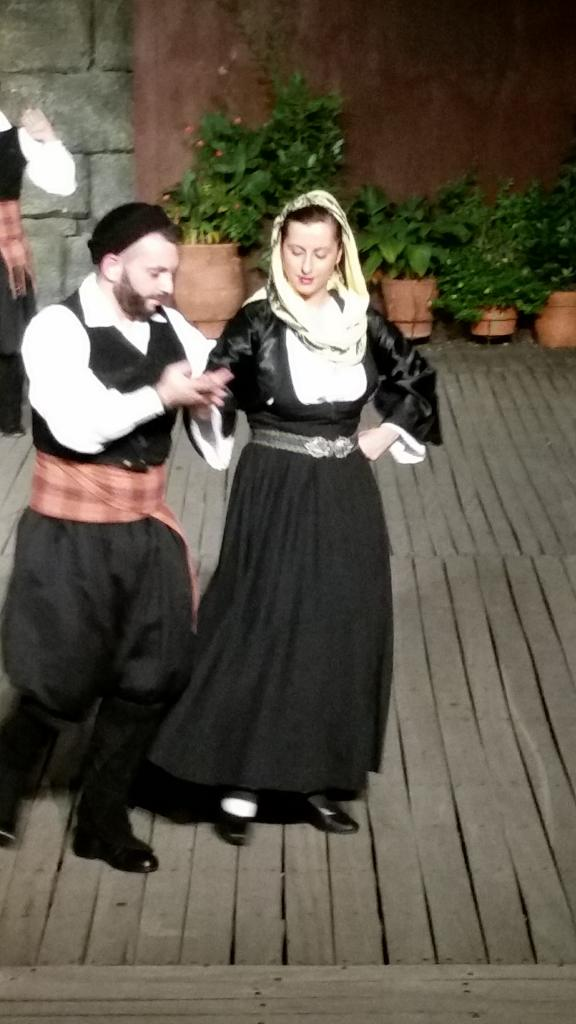 Dora Stratou Society - Traditional Greek Music and Dance Performance in Athens Greece