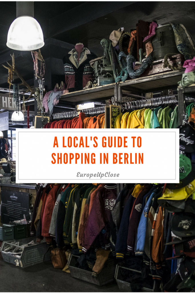 A Local's Guide to Shopping in Berlin