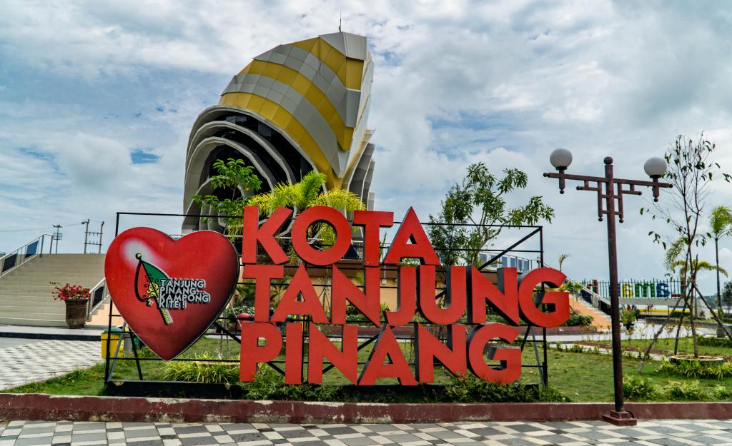 Kota Tanjung Pinang - Riau Islands in Indonesia