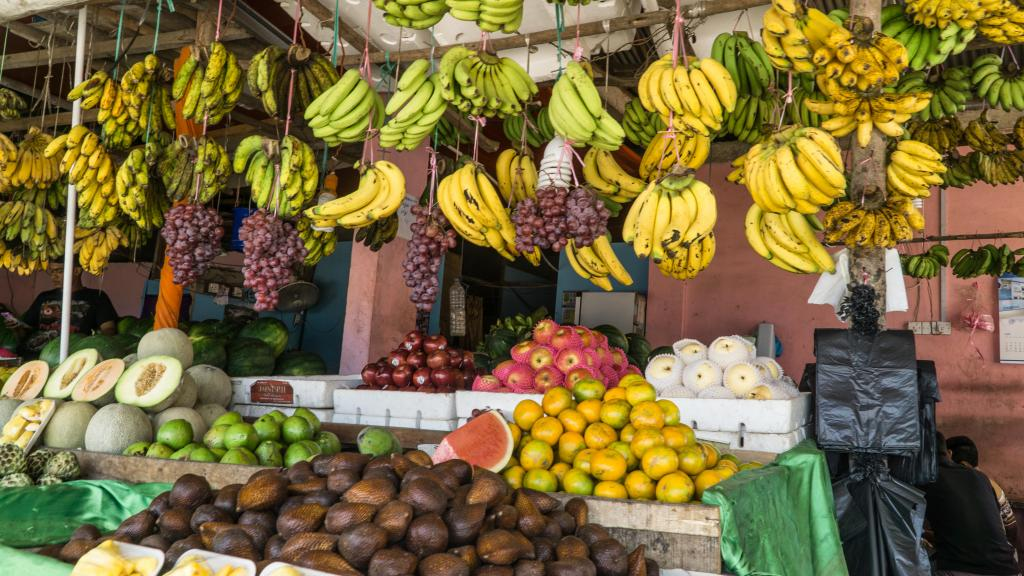 Exotic Fruits on the Riau Islands Indonesia