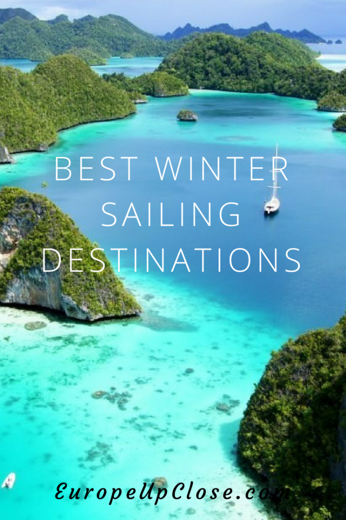 Best Winter Sailing Destinations Around the World with Intersailclub