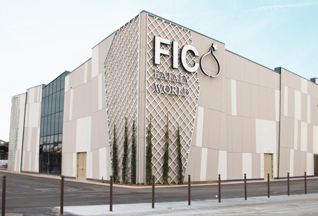 FICO Eataly World Bologna Italy: Conference Center