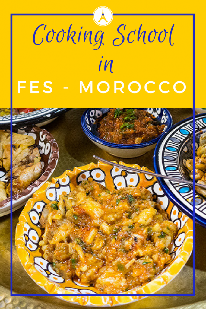 Moroccan Cooking School in Fes Morocco: Learn how to cook authentic Moroccan Food
