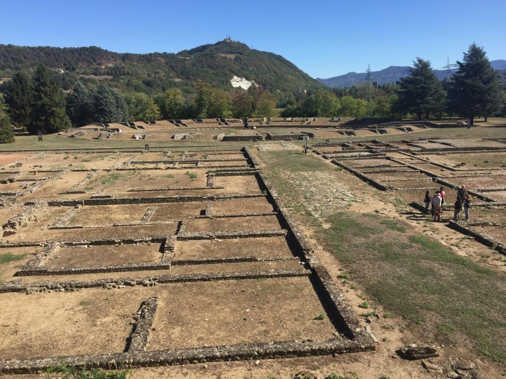 Libarna Archeological Park - Things to do in Serravalle other than shopping at the outlet