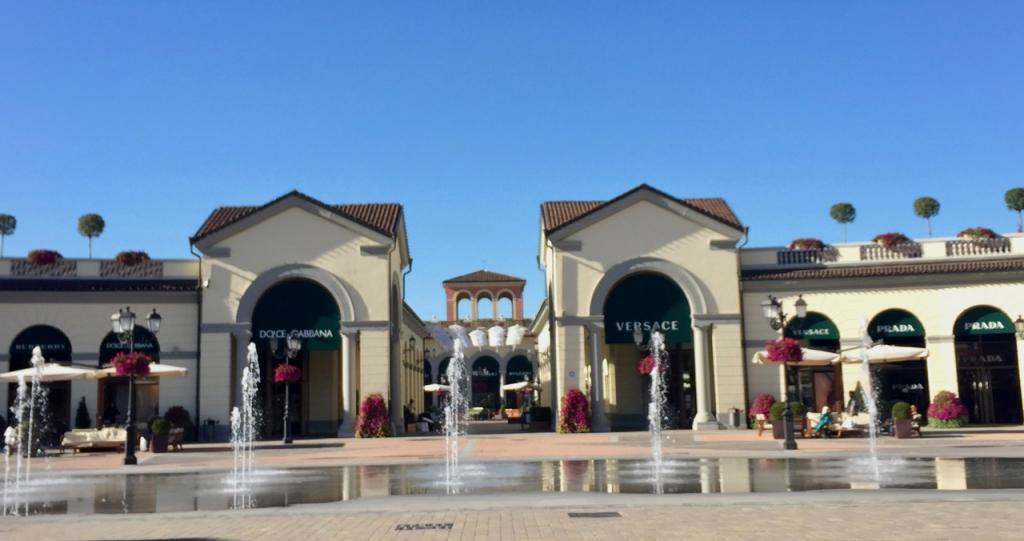 Serravalle Outlet near Milan - Best Designer Shopping in Italy