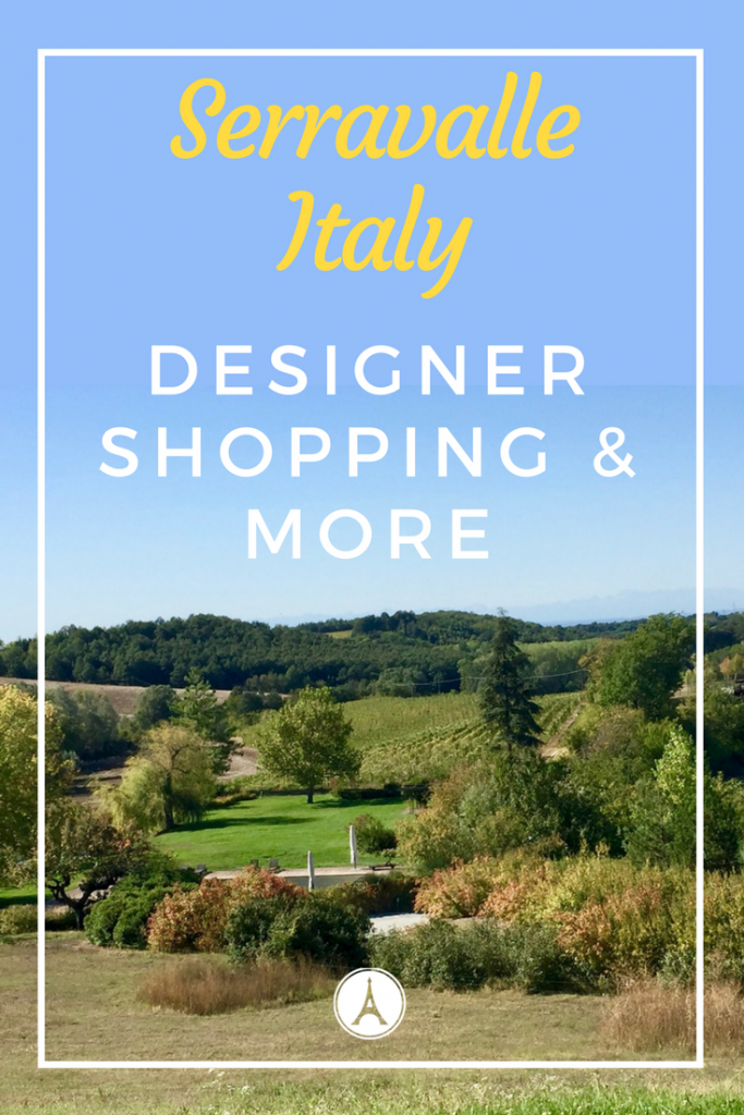 Serravalle Hotel, Things to do more - Serravalle Outlet - Designer Shopping in Italy - Italian Designer Shopping
