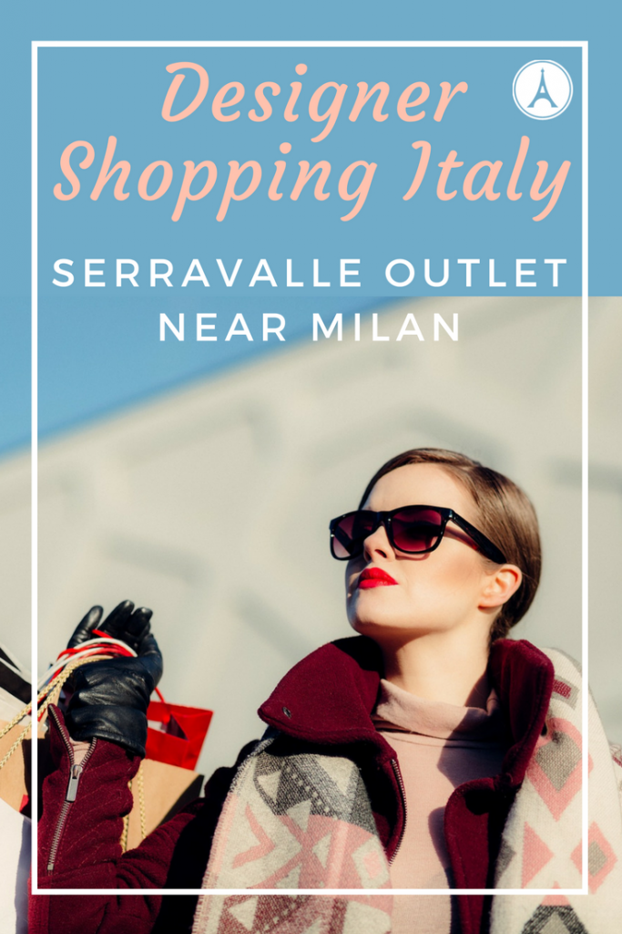 Serravalle Outlet Designer - Shopping near Milan, Italy