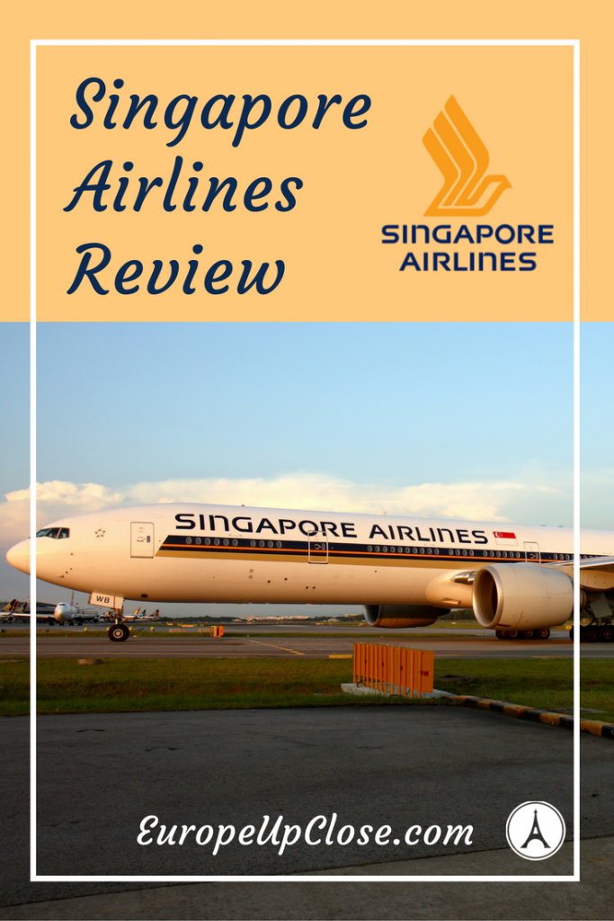 Singapore Airlines Review - What Airline Should I fly? What is the best airline?