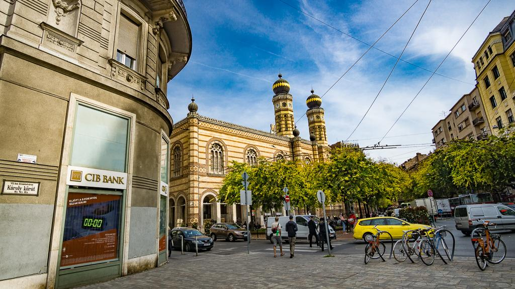 Things to do in Budapest - Jewish Quarter - Dohány Street Synagogue