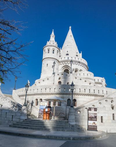 What to do in Budapest - Fishermans Bastion