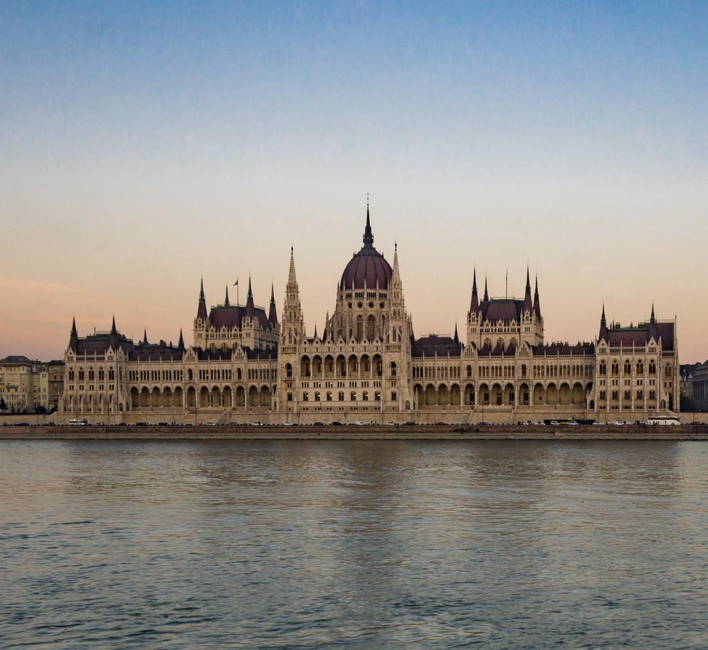 What to do in Budapest - Hungarian Parliament in Budapest at dusk