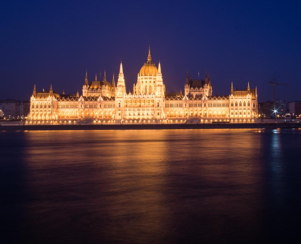 What To Do in Budapest - Hungarian Parliament Night