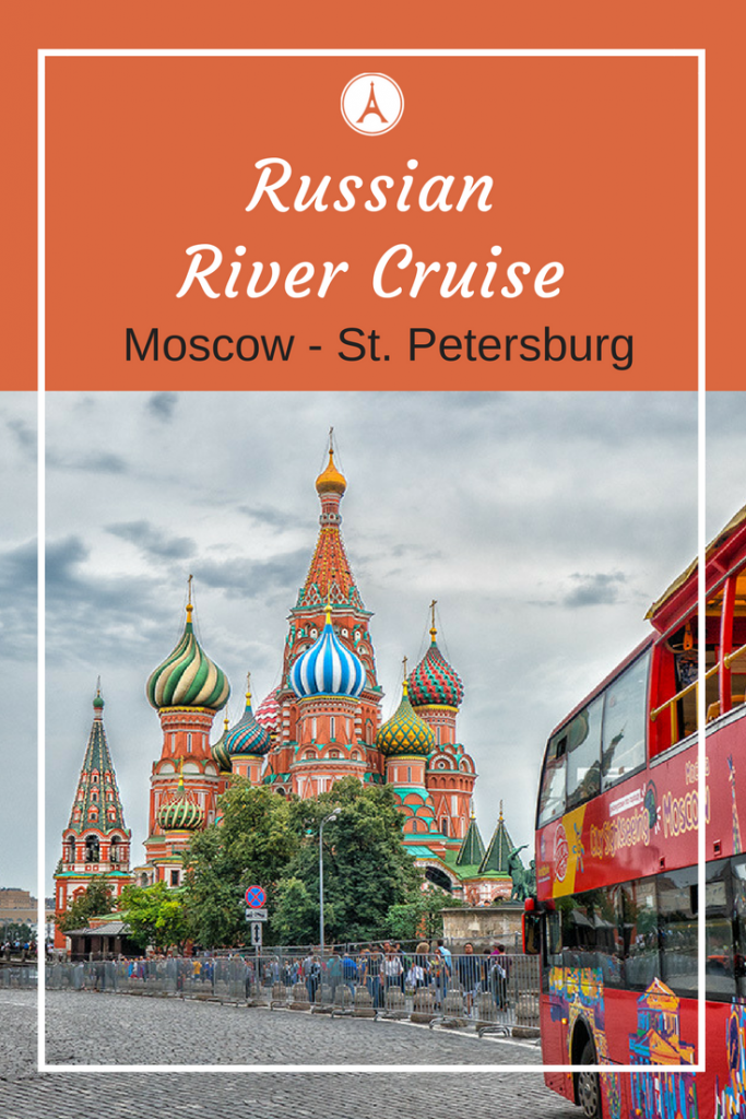 Russian River Cruise: Moscow to St Petersburg
