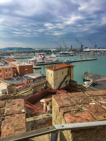 Port Livorno - Modern port city and charming fishing village in one