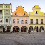 Historic Center of Telč – UNESCO World Heritage Site Czech Republic