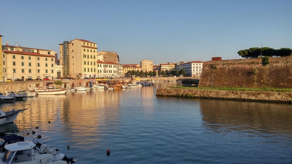 Port Livorno - A Tuscan Port City with Charm