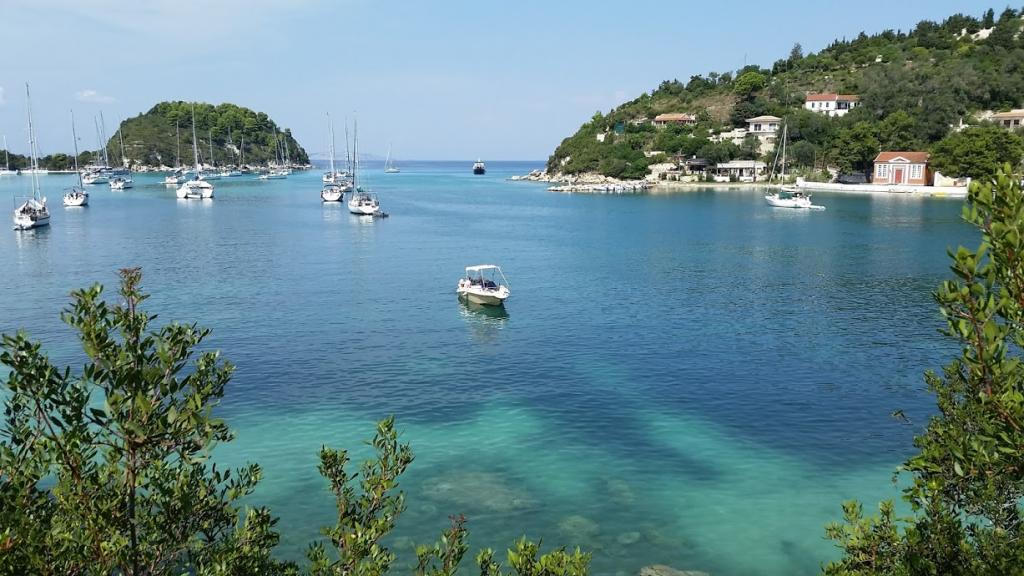Paxos Island in the Ionian Sea Greece is a perfect holiday spot #Greece #Travel #Greekislands