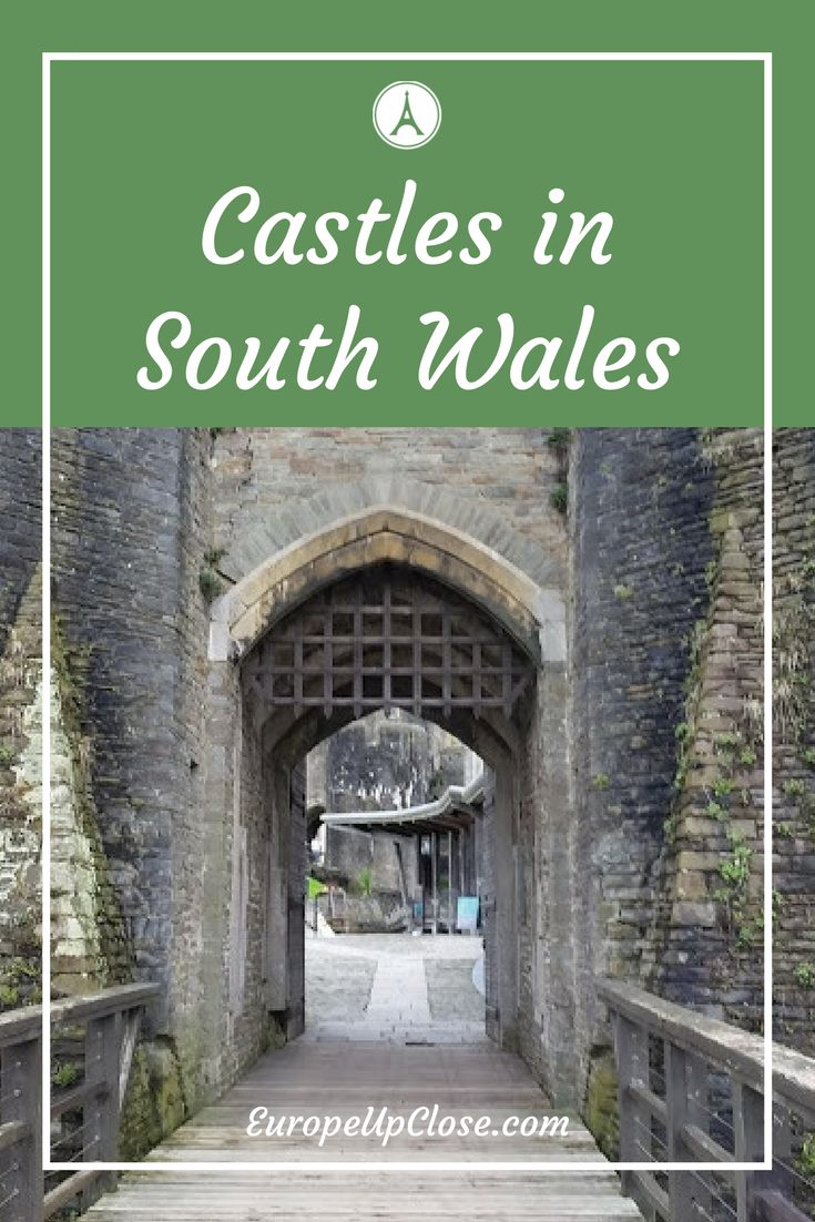 Castles in South Wales - Castles you can stay in Wales | #Castles #Wales #travel