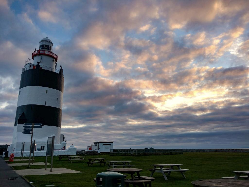 Hook Lighthouse Ireland - Day trips from Waterford Ireland #Ireland #travel #Irelandtravel