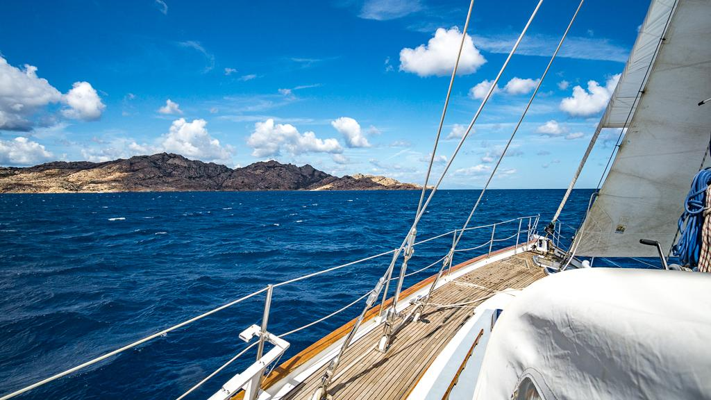Sailboat Charter is a great alternative to a Mediterranean Cruise