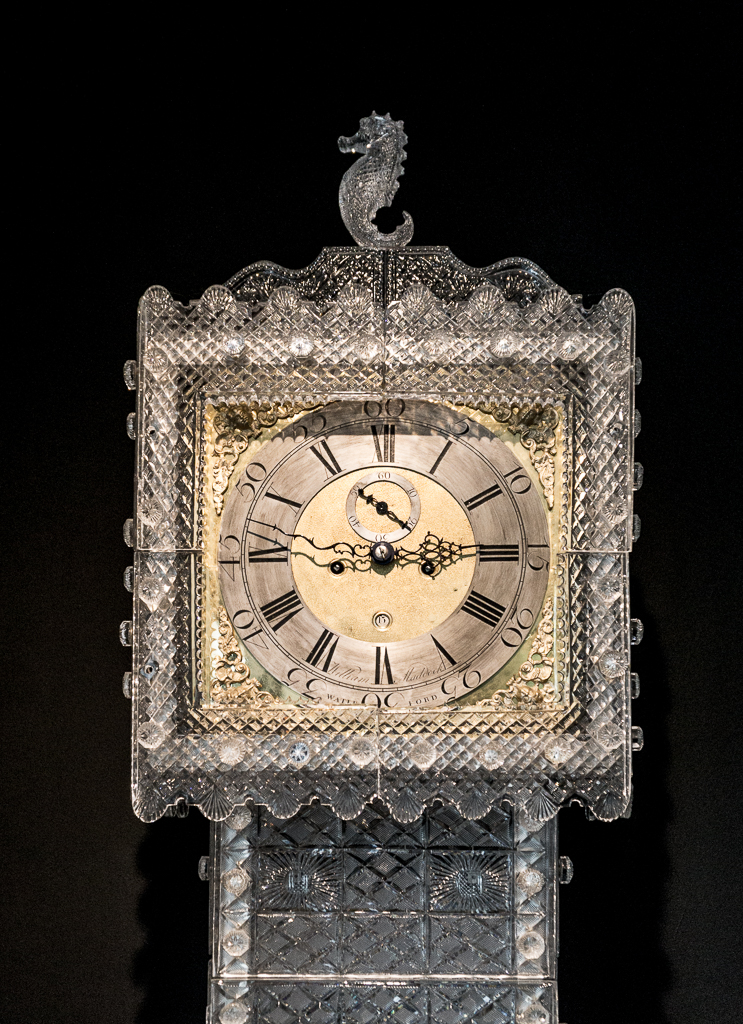 Waterford Crystal Clock - Things to do in Waterford Ireland - Waterford Crystal Tour #Ireland #waterford #Waterfordcrystal #irelandtrip #irelandholiday #irelandvacation