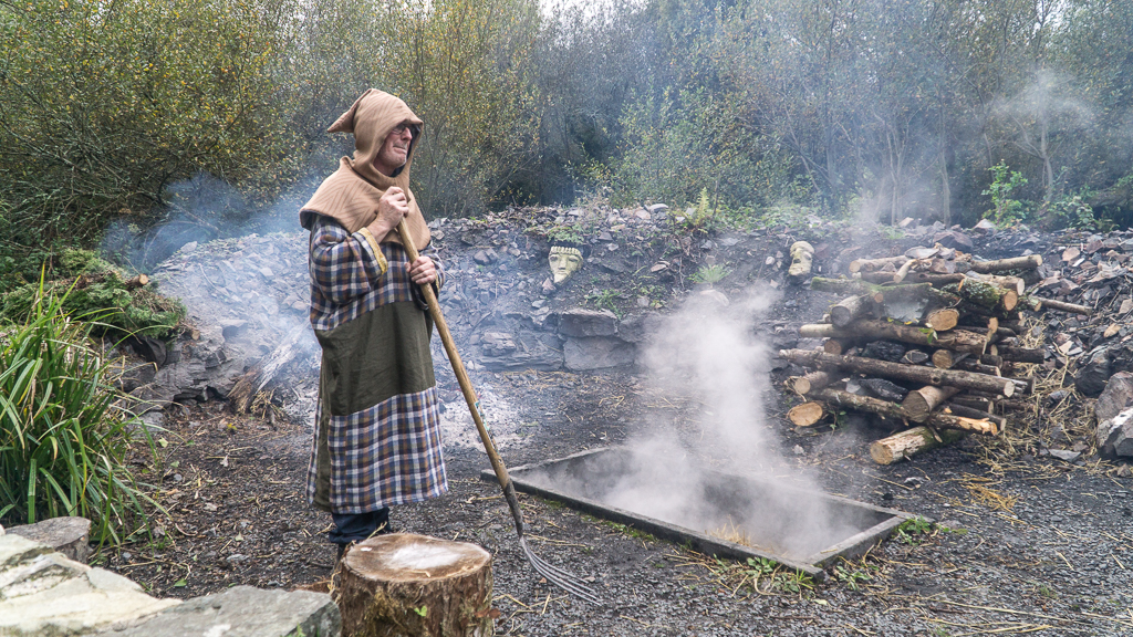 Ancient cooking methods - Viking History in Waterford Ireland - Wexford Heritage Museum #Ireland #Vikings #Waterford #Wexford #southernIreland #Irelandtrip #Irelandholiday #irelandvacation