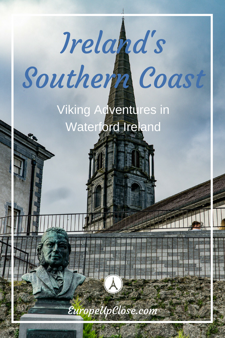 Viking History in Waterford Ireland - Wexford Heritage Museum -Waterford Ireland - Irelands Ancient East - Viking Triangle #Ireland #Vikings #Waterford #southernIreland #Irelandtrip #Irelandholiday #irelandvacation