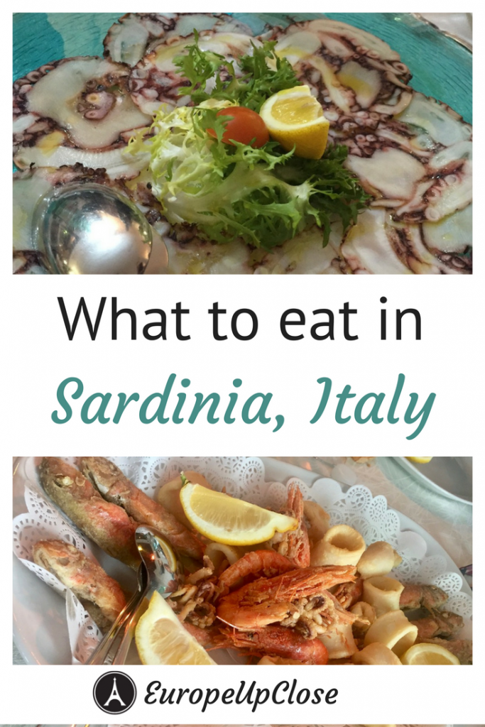 Traditional Sardinian Food - What to eat in Sardinia Italy