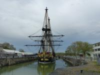 Rochefort France - Hermione Ship