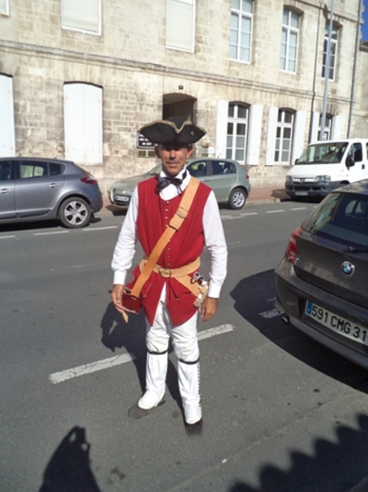 Rochefort - Napoleon Period Soldier