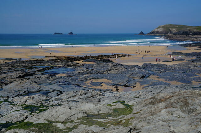 Beach Town - Secret Destinations in Cornwall England