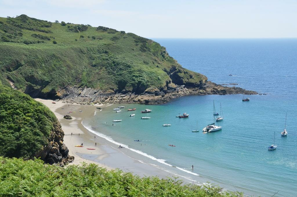 Beaches of Cornwall - Secret Destinations in Cornwall England