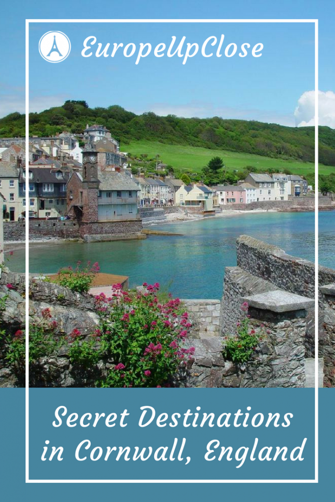 Top Secret Destinations in Cornwall England #Travel #Traveling #Europetrip #Vacation #Vacations #England #Cornwall #Englandtrip #traveltips