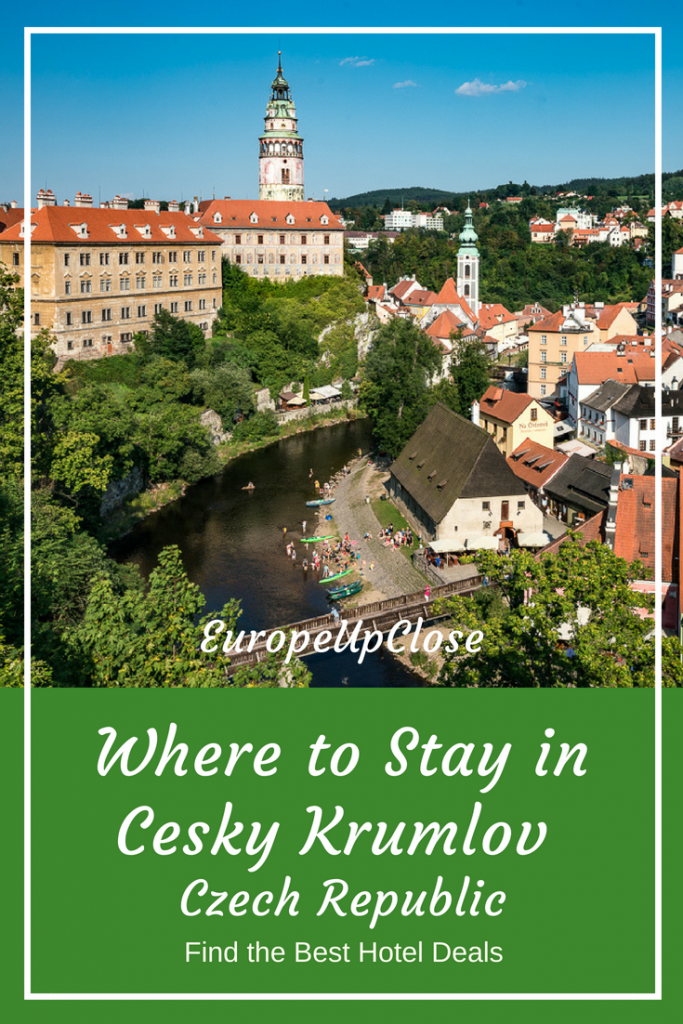 Where to Stay in Cesky Krumlov - Best Hotels in Cesky Krumlov