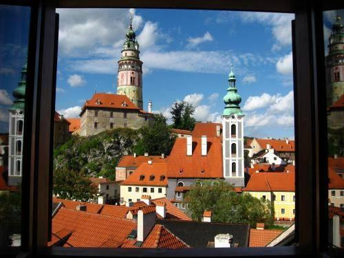 Castle View Apartments - Best Hotels Cesky Krumlov - Cesky Krumlov Hotels
