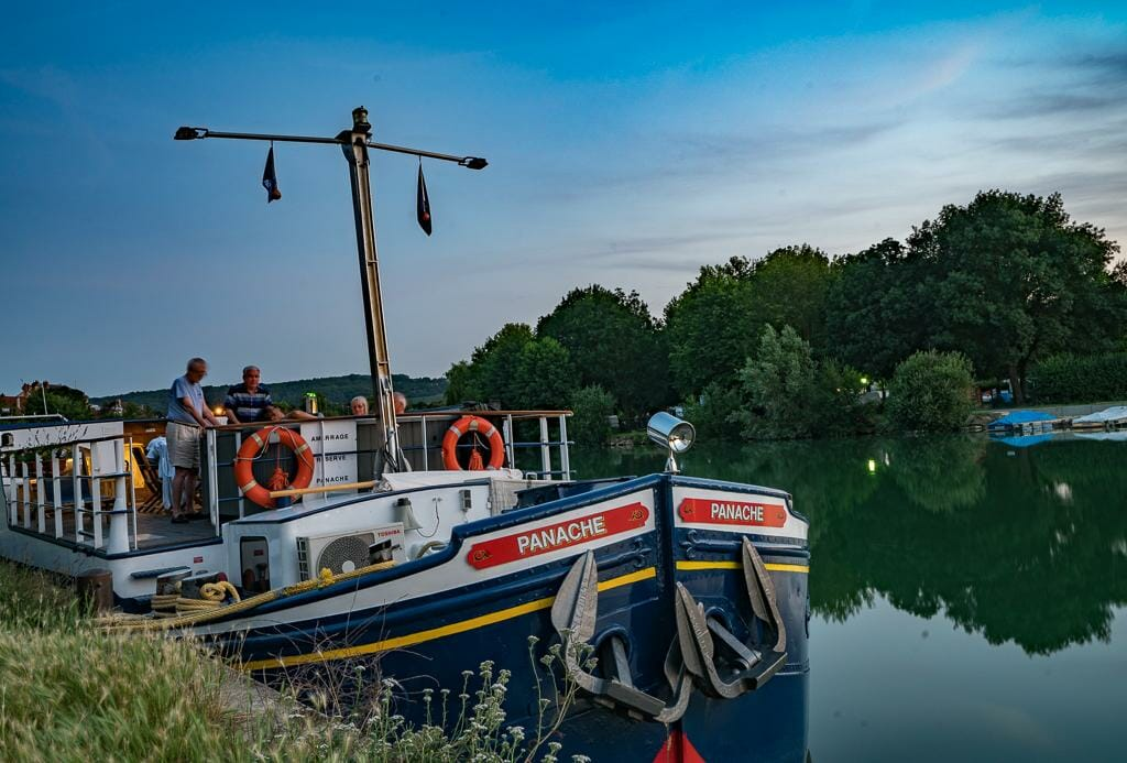 Luxury Barge Cruises in France