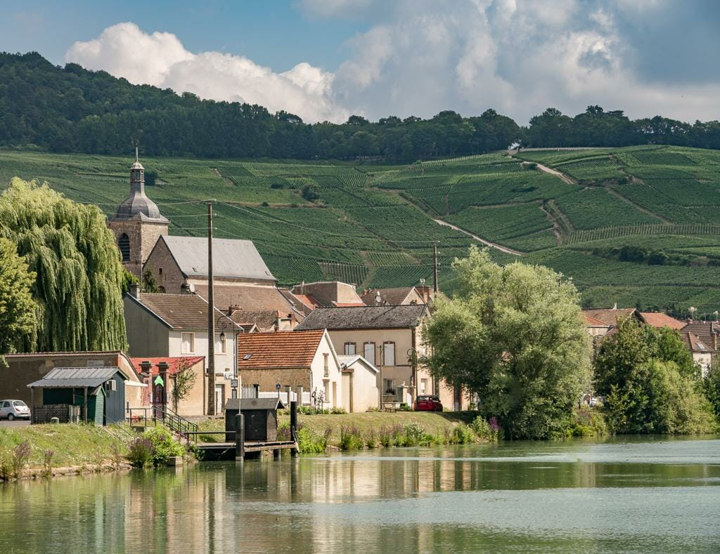 Champagne Region in France - France Barge Cruise European Waterways