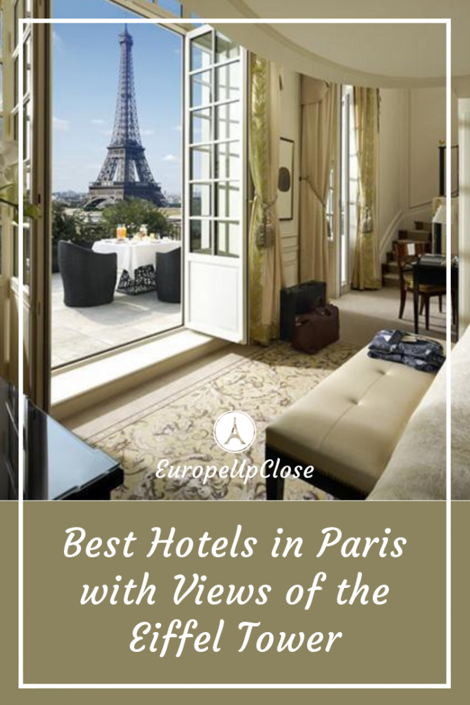 Paris Hotels with Views of the Eiffel Tower - Hotels in Paris with Views of Eiffel Tower View Hotels Paris #Paris #France #Hotel #Luxury #Luxurytravel #Luxurylifestyle #Traveling #Traveltips #ParisHotels #Hotel #Traveler
