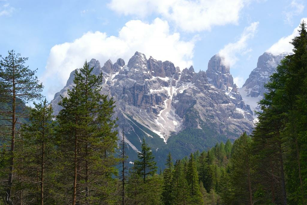 Dolomites Italy Towns