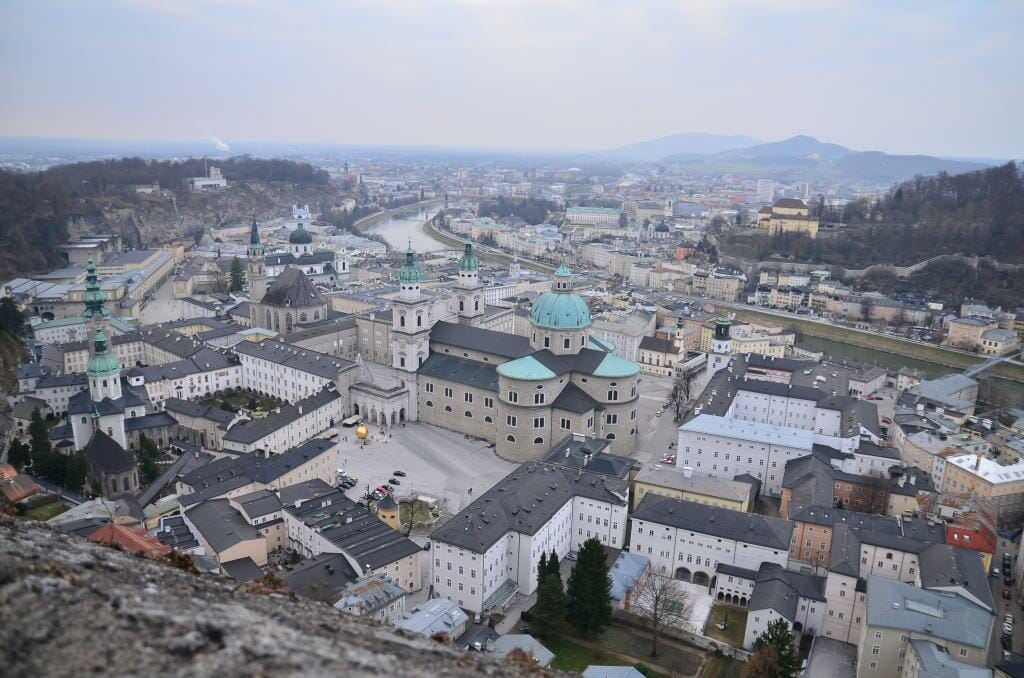 Best Weekend and Day trips from Prague - Salzburg, Austria