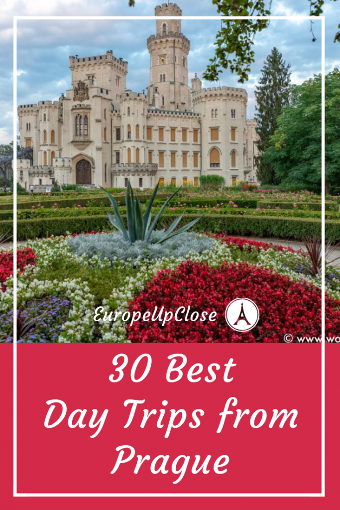 Best Day Trips from Prague - Prague Day Trips - Day Trips in Prague #Prague #CzechRepublic #Travel #Traveling #Traveltips #Traveler #CentralEurope #EasternEurope #EuropeTrip
