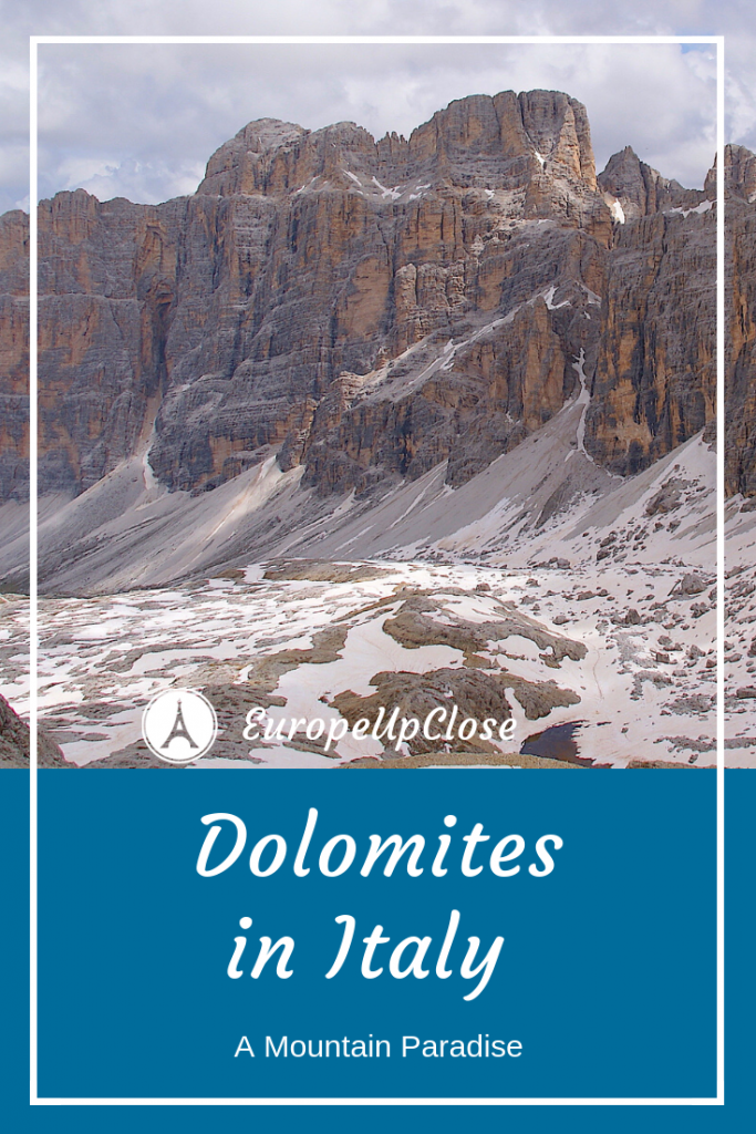 Things to do in Dolomites Italy, Dolomites Mountains, and Dolomites Italy Towns - Dolomites in Italy #Italy #mountains #hiking #outdoors #Italian #travel #traveling #Traveler #traveltips #itinerary #europetrip #europe #italyitinerary #itinerary