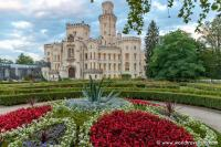 Hluboka Castle Southern Bohemia - Best Day Trips From Prague