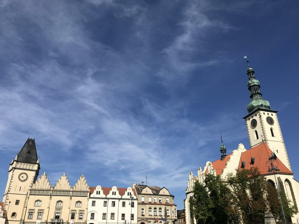 Prague Day Trips - Tabor Czech Republic
