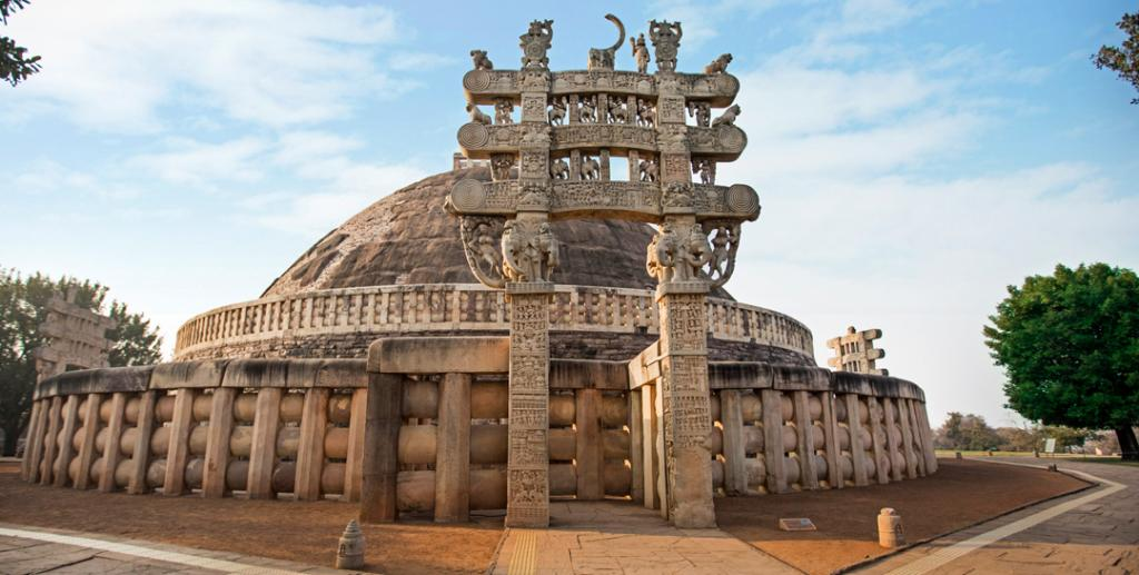 Sanchi UNESCO World Heritage Site Madhya Pradesh India