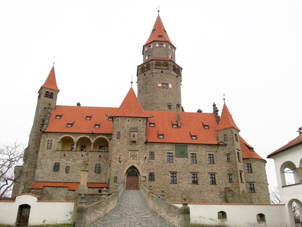 Prague Day Trips - Bouzov Castle Czech Republic
