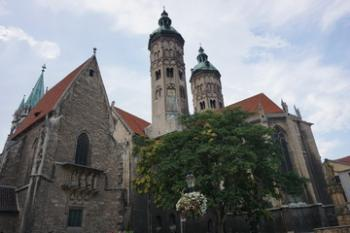 Germany UNESCO Sites-Naumburg Saxony-Anhalt