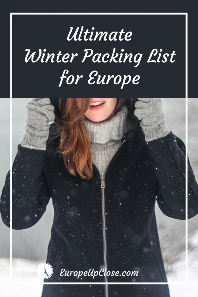 Winter packing list Europe -Europe Winter packing list Packing List for Europe winter #Winter #packingtips #packinglist #WinterEurope #Europe #europetrip #travel #traveltips #traveling #traveler #travel #luxury #Fashion #whattowear #EuropeanFashion