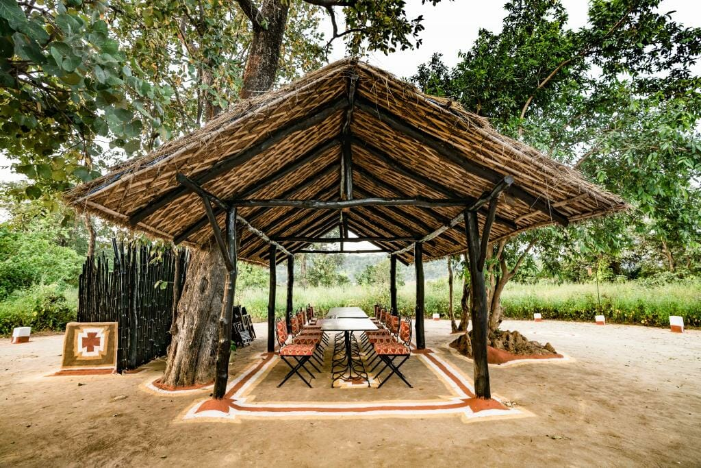 Kings Lodge Bandhavgarh National Park - Bandhavgarh Resorts - Pugdundee Safaris - Bandhavgarh Safari - Bandhavgarh Hotel